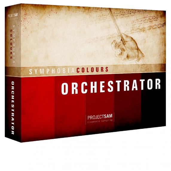 ProjectSAM Symphobia Colours - Orchestrator (Serial Download)
