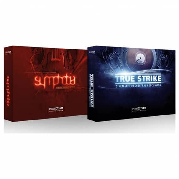 ProjectSAM Symphonic Pack (Serial Download)