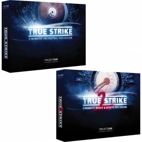 ProjectSAM True Strike Bundle (Serial Download)