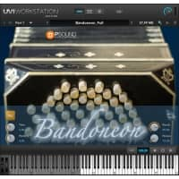 PSOUND Bandoneon Virtual Instrument (Serial Download)