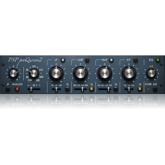 PSP PreQursor 2 - Specialised EQ for reducing pre-ring