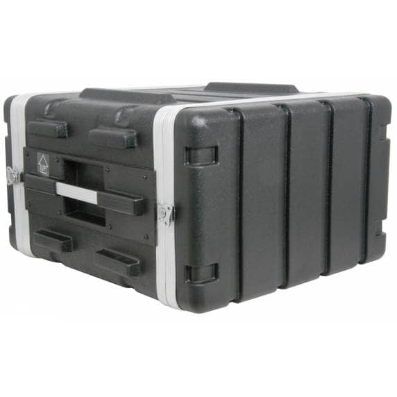 "Pulse ABS-6U 19"" 6U Rack ABS Flight Case"