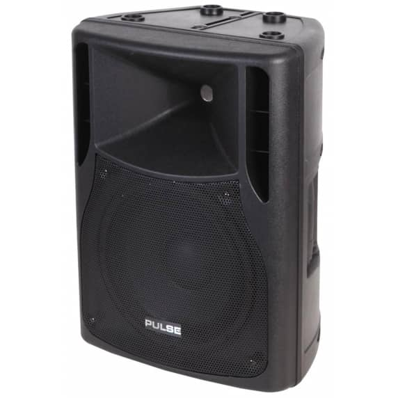 "Pulse APS10A 10"" Active PA Speaker Cabinet - 120W"