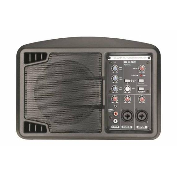 Pulse ASM5D Portable PA System - 150w