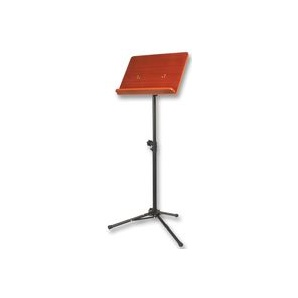 Deluxe Sheet Music Stand (Wood Top)