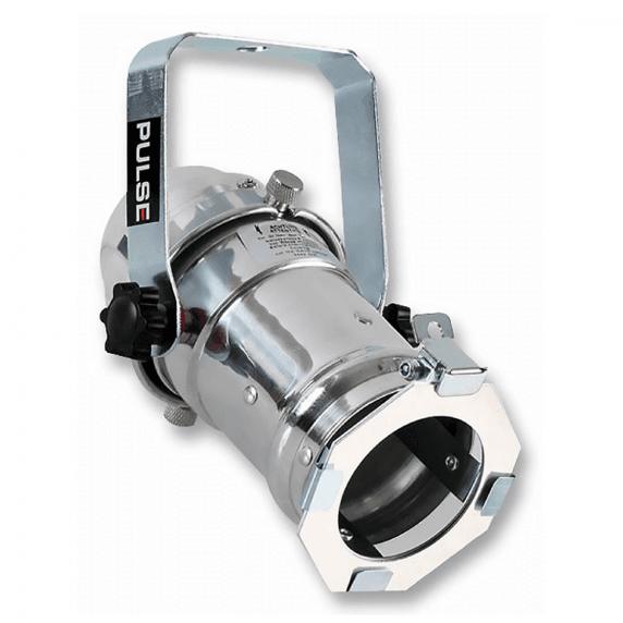 Pulse PAR 16 Parcan Spotlight, 230V Alloy - PAR16-MV-CR