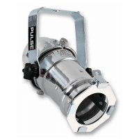 Pulse PAR 16 Parcan Spotlight, 230V Alloy - PAR16-MV-CR