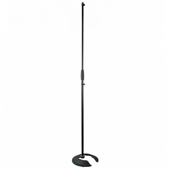 Pulse Stackable Straight Microphone Stand - Heavy Base (Stacks upto 6)