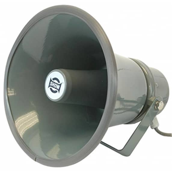 Pulse TC15AH Outdoor Round Horn Speaker - 100V Line