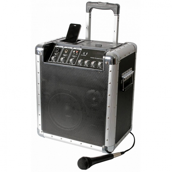 Pulse Trekker I300 - Portable PA System with iPod Dock