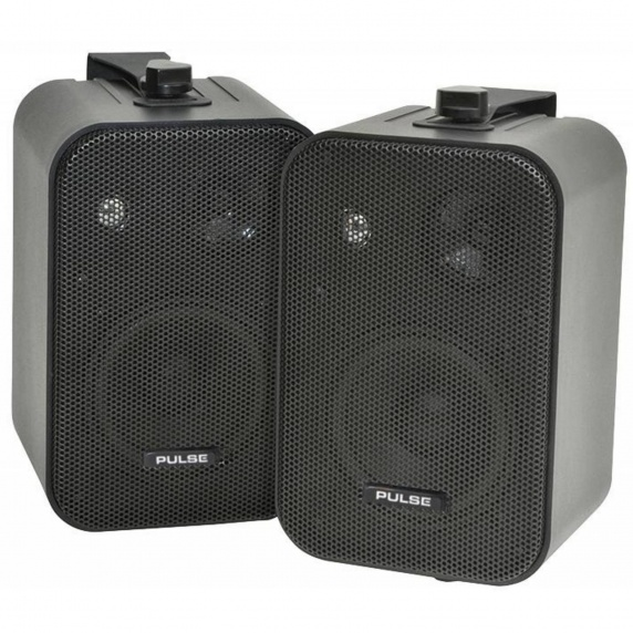 Pulse VBS 30 100V 3 Way Background Speakers Black (30w)