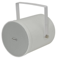 Pulse VPS25 100V Outdoor Weatherproof Speaker - White