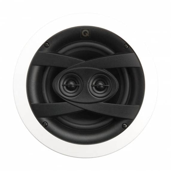 "Q Install QI65CW-ST 6.5"" Waterproof Stereo Speaker (Each)"