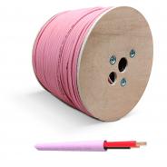 QED QX16/2 Low Smoke Zero Halogen (LSZH) Speaker Cable - 100m