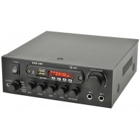 QTX Digital Stereo Amplifier With Bluetooth - B STOCK/One channel working