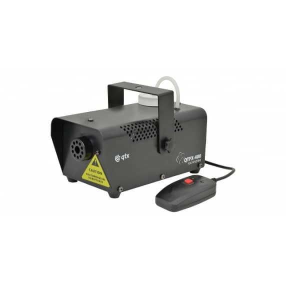 QTX FX-400 Compact Fog Machine