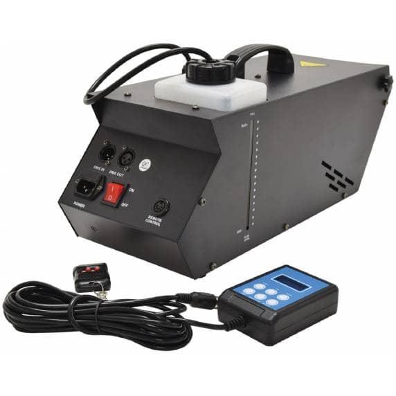 QTX HZ-800 Haze Machine with RF remote