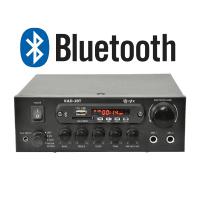 QTX KAD-2BT Digital Stereo Amplifier - 2 x 55W