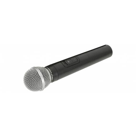 QTX Replacement Handheld Microphone for QRPA+QXPA (174.1MHz)