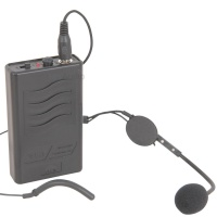 QTX VHF Wireless Neckband and Beltpack 174.1MHz