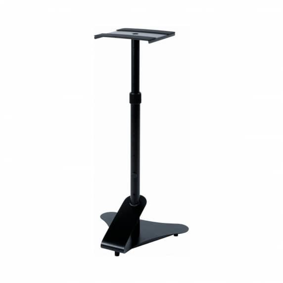 Quik Lok BS-402 Height Adjustable Near-Field Monitor Stand