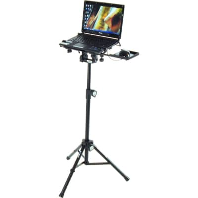 QuikLok LPH001 Tripod Laptop Stand  SamAsh