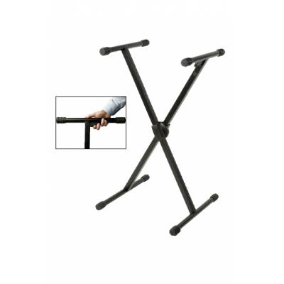quik lok t500 heavy duty keyboard stand. Black Bedroom Furniture Sets. Home Design Ideas