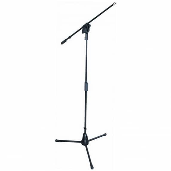 Quiklok A-502 Heavy Duty Fixed Length Boom Mic Stand