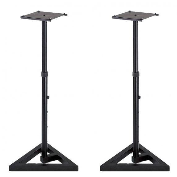 QuikLok BS-300 XL Studio Monitor Speaker Stands - Heavy Duty - Pair