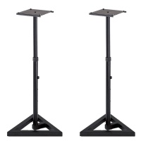 Quik Lok QuikLok BS-300 XL Studio Monitor Speaker Stands - Heavy Duty - Pair