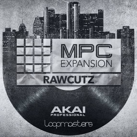 Raw Cutz – Expansion for AKAI MPC (Serial Download)