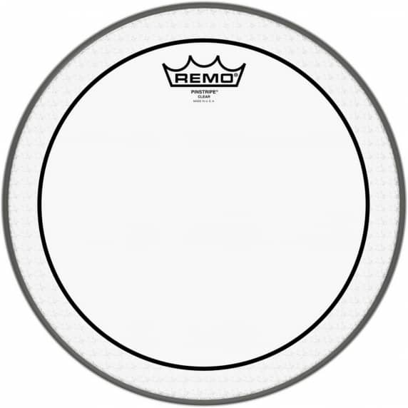 "Remo 12"" Clear Pinstripe Tom Batter Head"