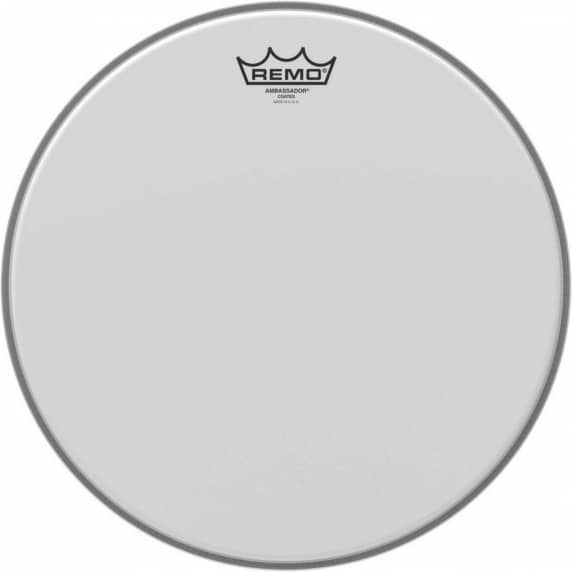 "Remo 14"" Coated Ambassador Drum Head"