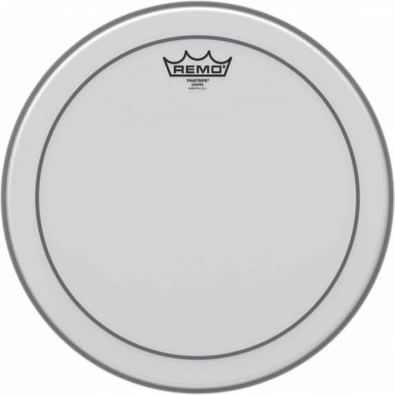 "Remo 14"" Coated Pinstripe Tom/Snare Batter Head"