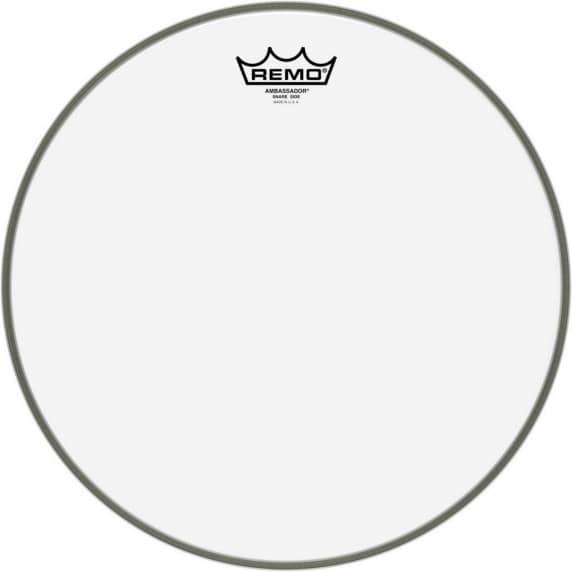"Remo 14"" Hazy Ambassador Snare Side Resonant Head"