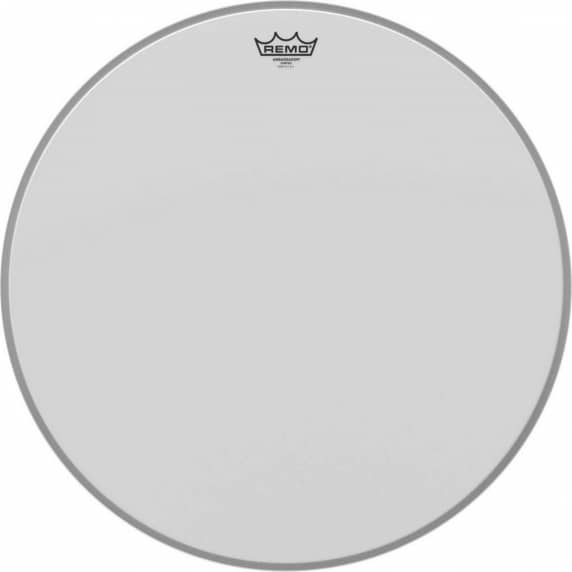 "Remo 22"" Coated Ambassador Bass Drum head"