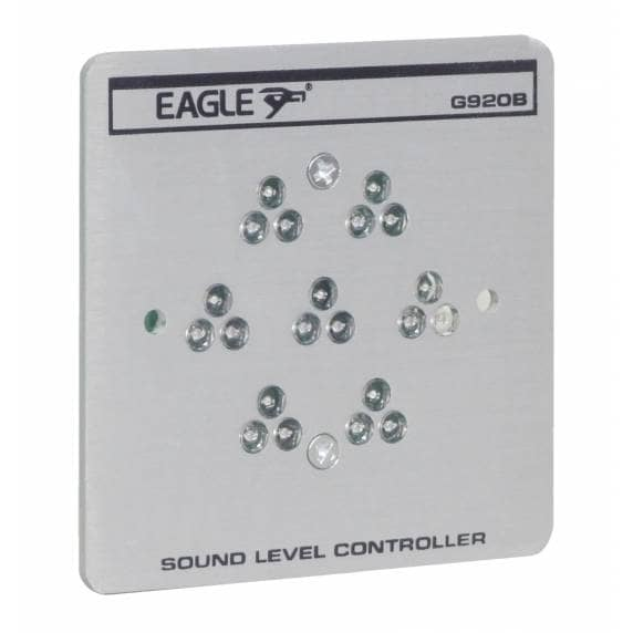 Remote LED Display for Eagle G920D Sound Limiter
