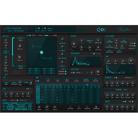 Rob Papen Go2 Synthesizer (Serial Download)