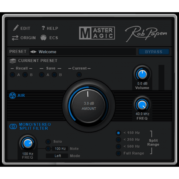 Rob Papen MasterMagic Plug In (Serial Download)