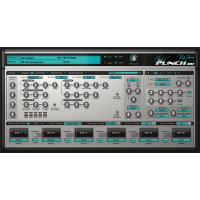 Rob Papen PUNCH-BD - Bass Drum Synth (Serial Download)