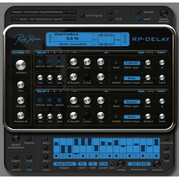 Rob Papen RP-Delay - EDUCATION (Serial Download)