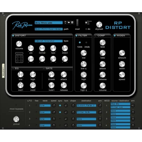 Rob Papen RP-Distort - EDUCATION (Serial Download)