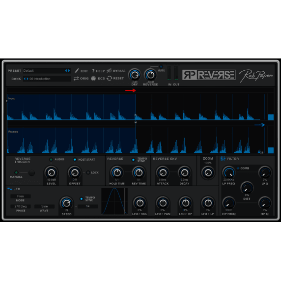 Rob Papen RP-Reverse Plug-In (Serial Download)