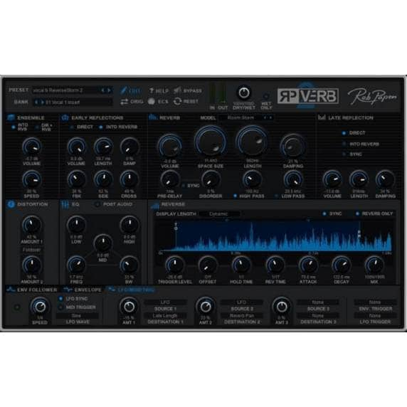 Rob Papen RP-Verb 2 (Serial Download)