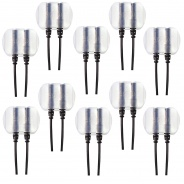 RODE invisiLav - Discreet & Covert Lavalier Mounting (10 Pack)