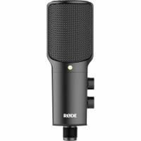Rode NT USB Microphone With Pop Filter and Tripod