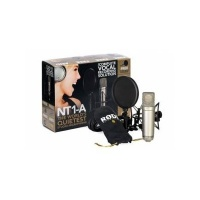 Rode NT1-A Vocal Pack Condenser Microphone (B Stock)