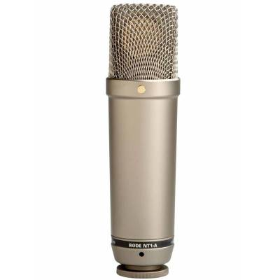 Rode Nt1 A Vocal Pack Condenser Microphone Rode From