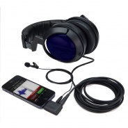 Rode SC6 - Dual Mic Input and Headphone Output for Smartphones