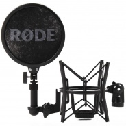 Rode SM6 Shockmount with Detatchable Pop Filter